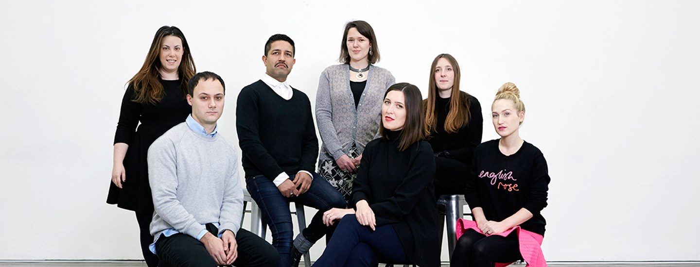 Shortlist for BFC/Vogue Designer Fashion Fund 2015